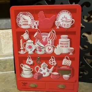 Family Biscuit Tin from Mark's & Spencer UK